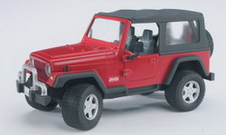 Bruder джип Wrangler Unlimited 02520