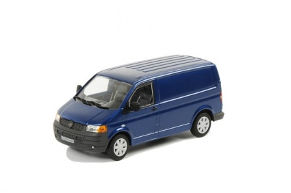 VW Transporter Blue