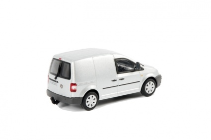 VW Caddy Silver