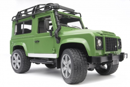 Bruder джип Land Rover Defender